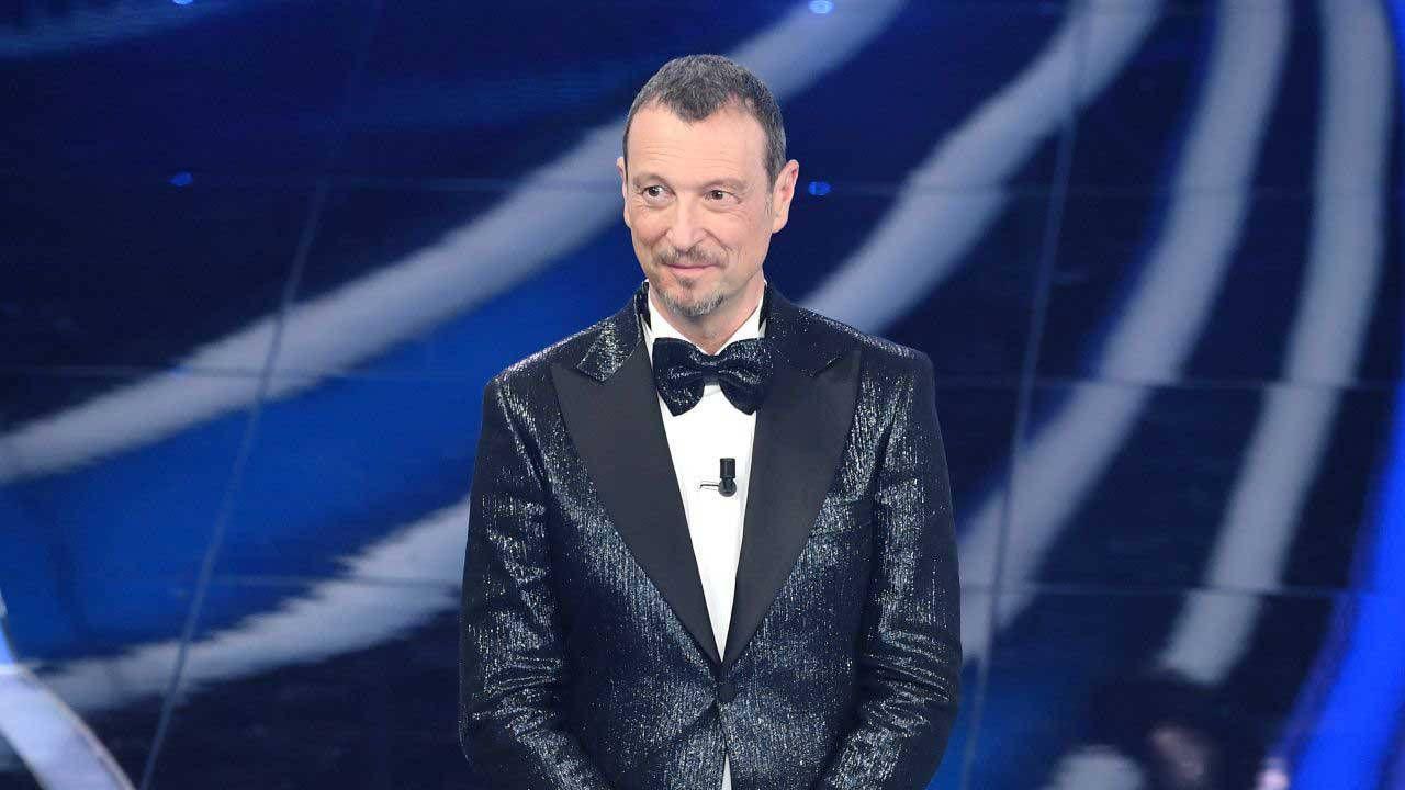 Sanremo 2021, Amadeus: 'Nonostante tutto, orgoglioso di questo Festival'