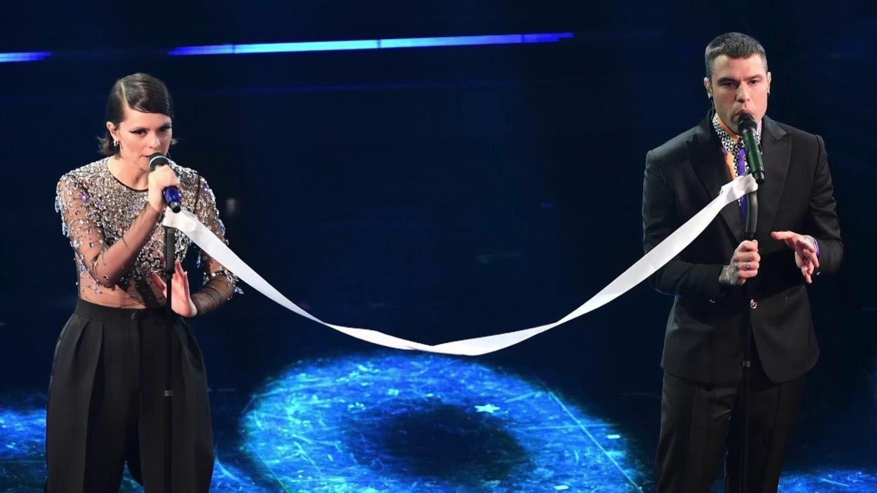 Sanremo 2021: Fedez e Francesca Michielin ancora favoriti alla vittoria finale