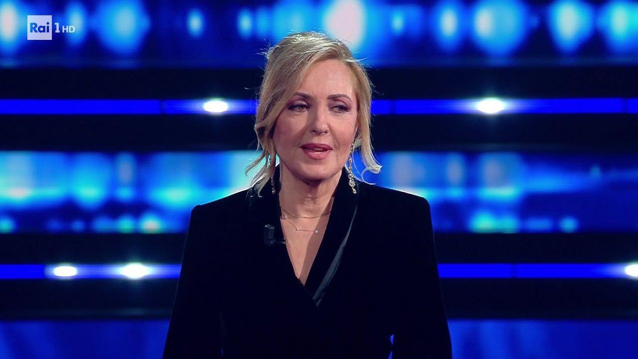Sanremo 2021, polemiche per il monologo della Palombelli: la famiglia di Tenco furiosa