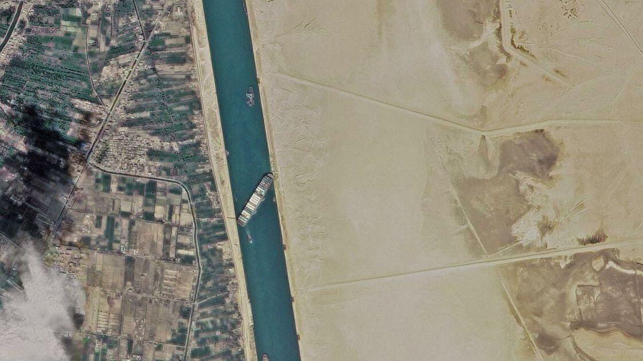 Sapevate che l'idea del canale di Suez non nacque nell'Ottocento, ma nell'antico Egitto?