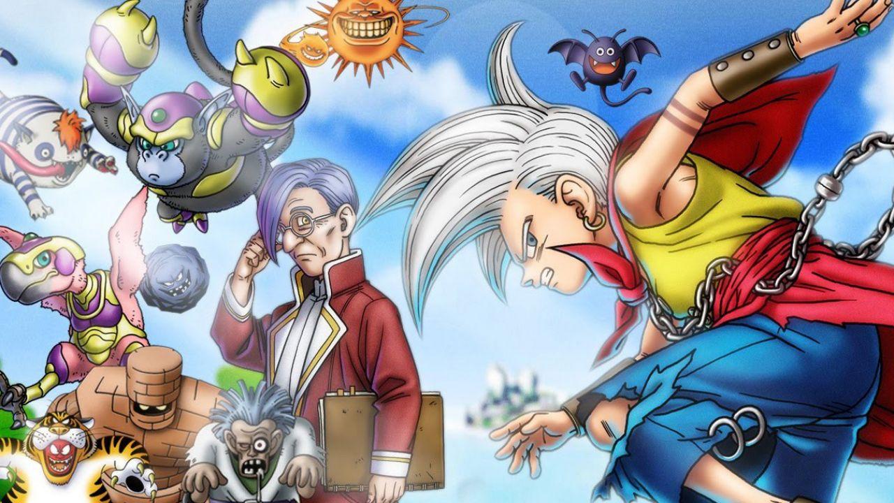 Risultati immagini per Dragon Quest Monsters