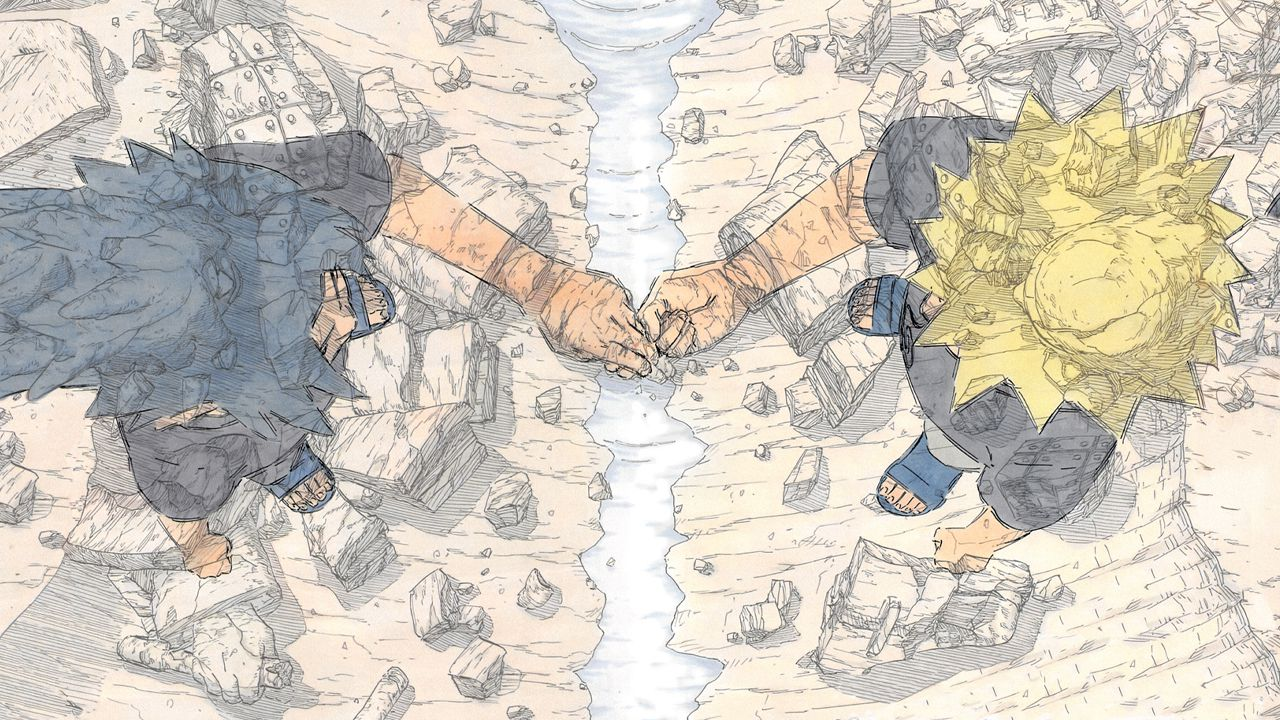 Sasuke Shinden: l'Uchiha rivela i suoi toccanti pensieri verso Naruto