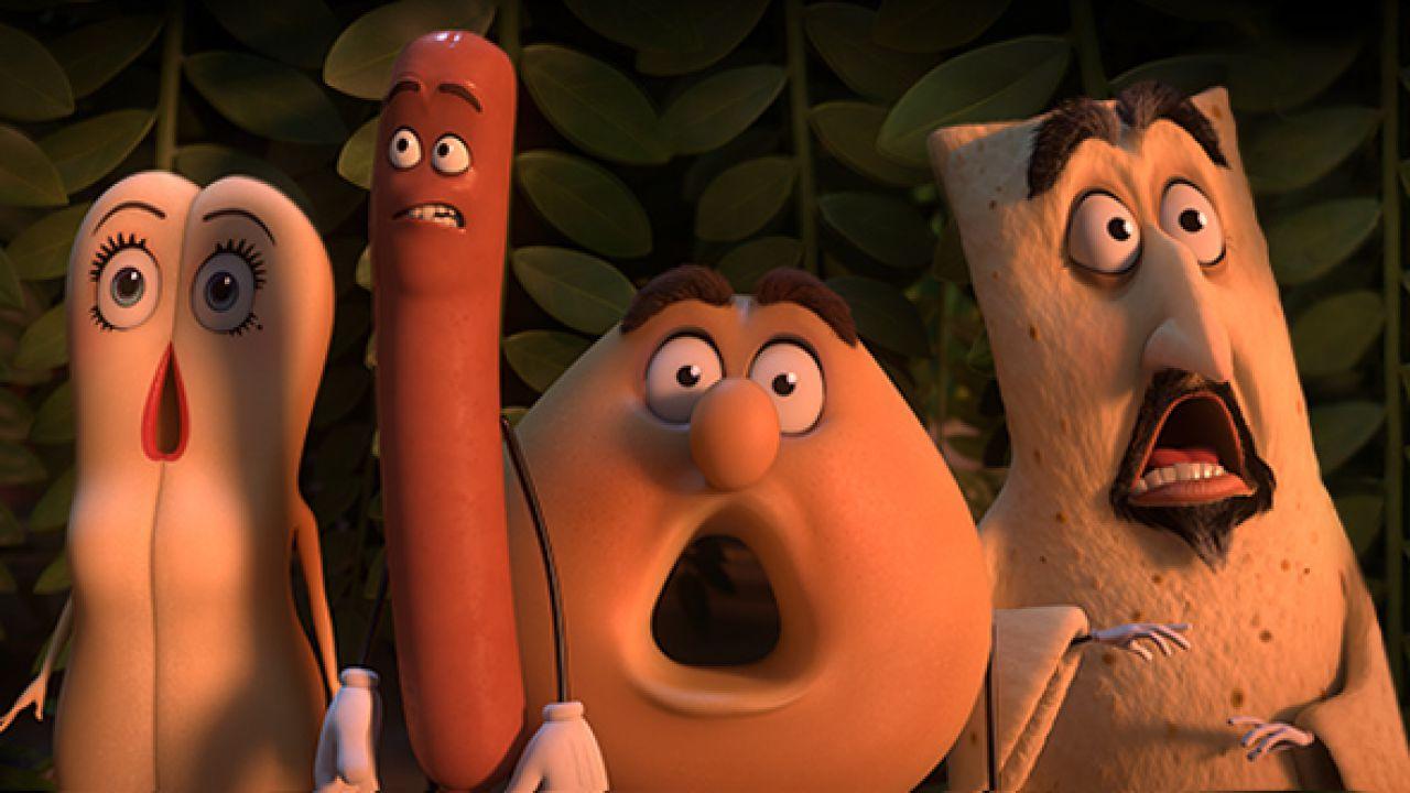Sausage Party: ecco il primo trailer vietato ai minori!