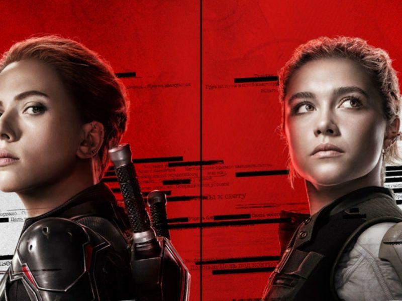 Scarlet Johansson e Florence Pugh eroiche: sul set di Black Widow nonostante la polmonite