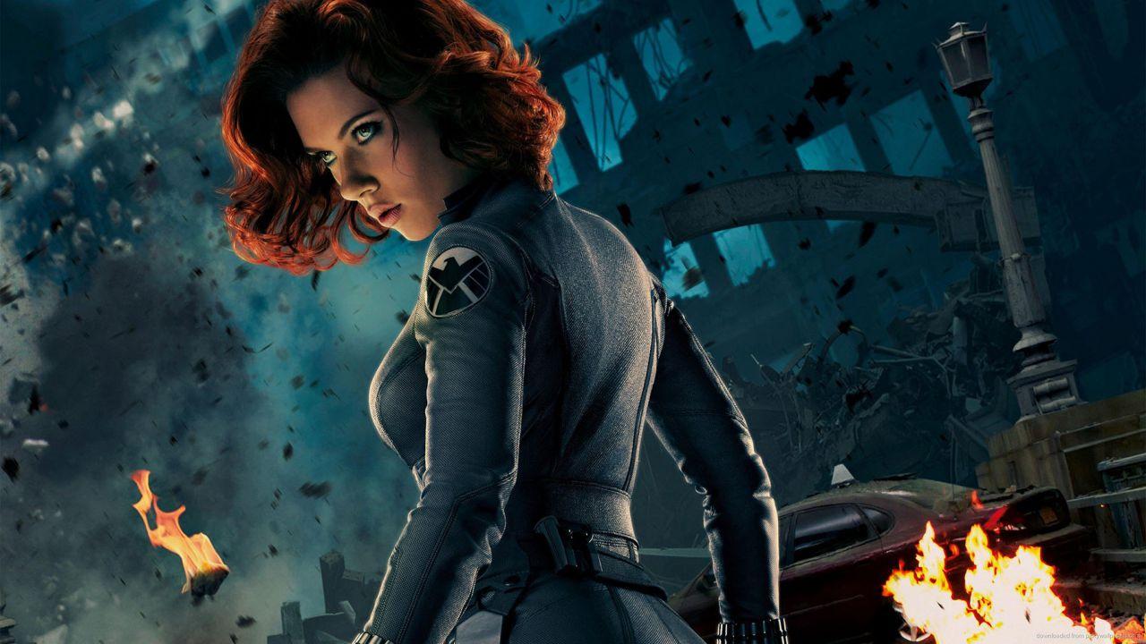 Scarlett Johansson saluterà il MCU con Black Widow? La vaga risposta dell'attrice