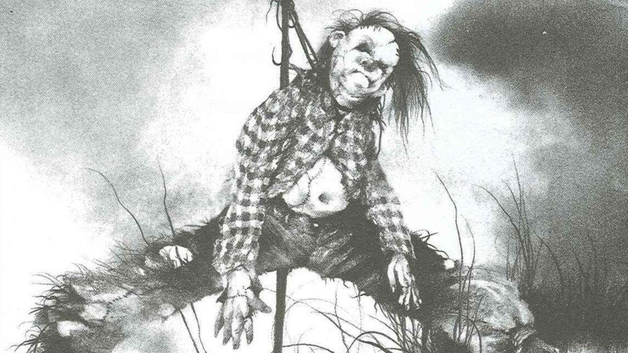 Scary Stories To Tell In The Dark: rivelati logo e data d'uscita ufficiali