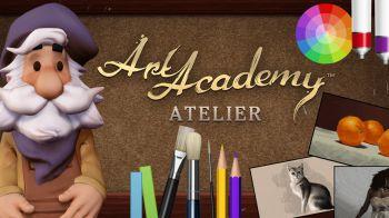 Scatena l'artista che è in te con Art Academy Atelier per WIi U