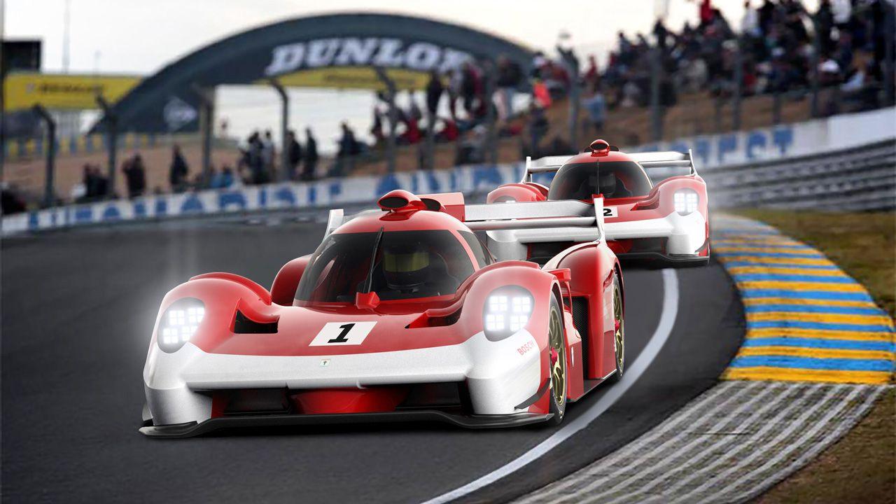 SCG può farvi correre a Le Mans 2021 con una LMH... ma non vi costerà poco