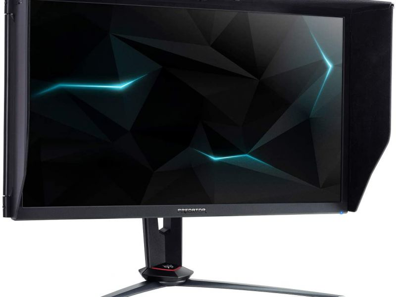 Sconti Amazon: in offerta monitor da gaming Predator da 27' con G-Sync