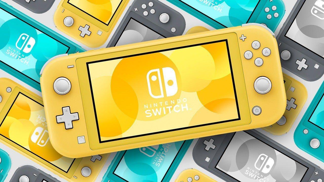 Sconti Nintendo: costruisci il tuo bundle Switch Lite da GameStopZing