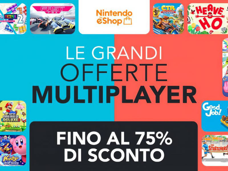 Nintendo eShop Discounts: Unveiled Great Multiplayer Offers with Discounts on Switch Games