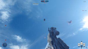 Scontri aerei alla GamesCom con Star Wars Battlefront