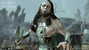 Scontro tra Titani: Il Videogioco disponibile da oggi nei negozi