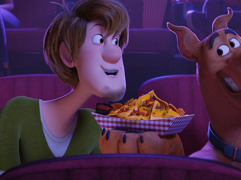 Scooby! arriva in tv: in prima visione a Pasqua su Sky Cinema e NOW