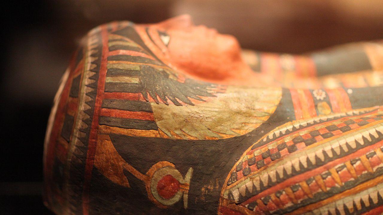 Scoperti 13 sarcofagi dell'antico Egitto risalenti a 2500 anni fa