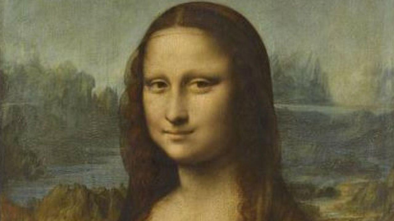 Scoperto un disegno misterioso sotto la Gioconda di Leonardo da Vinci