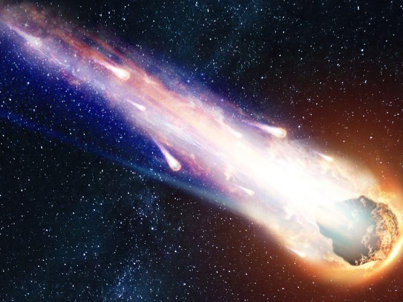 Scoperto un meccanismo fondamentale per capire l'evoluzione delle comete