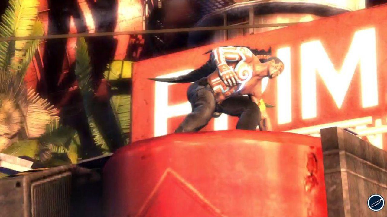 Scoperto il videogioco Live Arcade Marlow Briggs and the Mask of Death