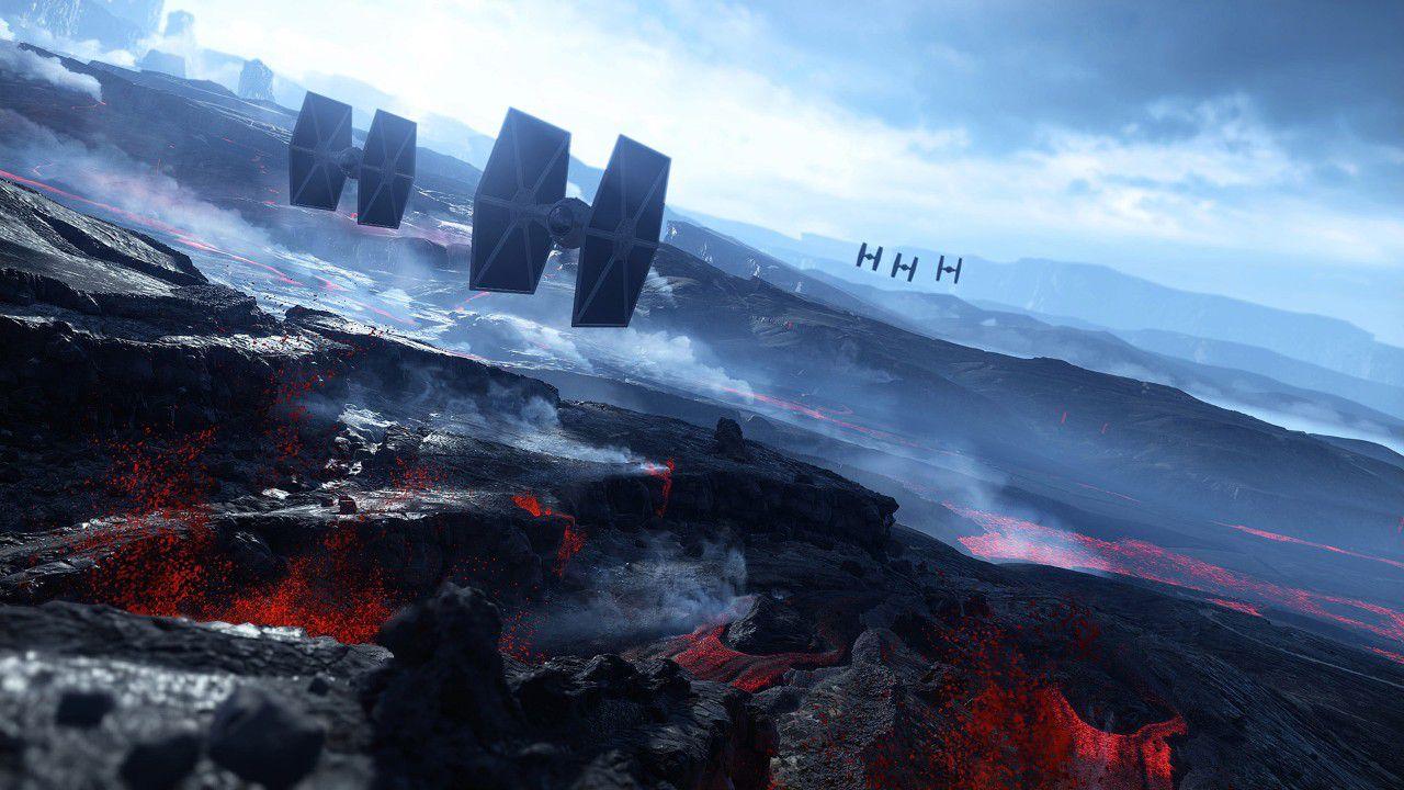 Scopriamo i dettagli della creazione di Sullust in Star Wars Battlefront