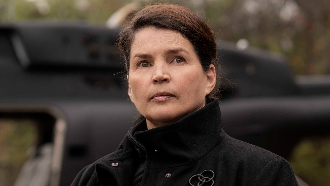 Julia Ormond Immagini scott gimple di the walking dead parla della presenza di