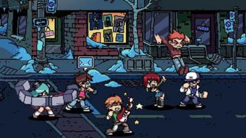 Scott Pilgrim VS. the World: confermata la data del DLC multiplayer online su Xbox Live