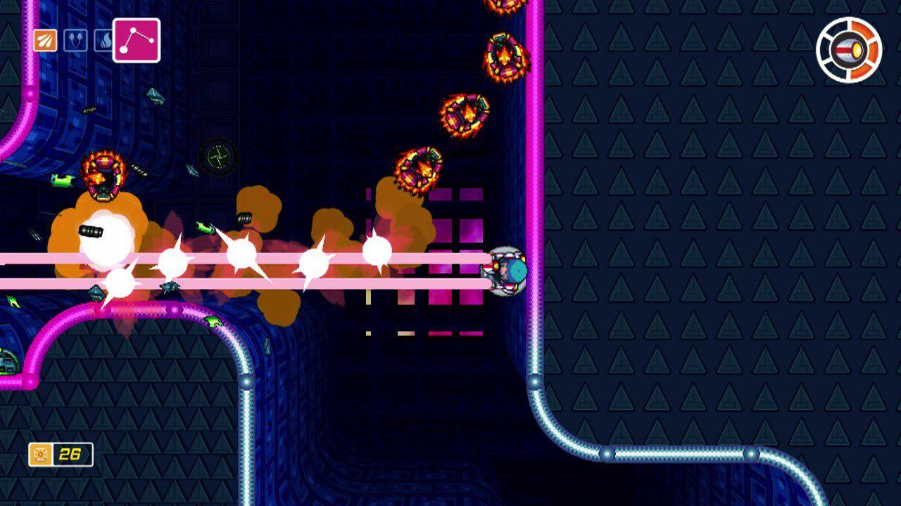 Scram Kitty and his Buddy on Rails potrebbe arrivare in futuro su 3DS
