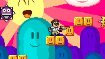 ScrewAttack annuncia Angry Video Game Nerd Adventures