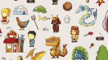 Scribblenauts Remix per iOS: Update 2.0. Aggiunti World Pass, Avatar, Gifting Option e molto altro ancora