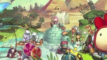 Scribblenauts Unlimited scontato su Steam
