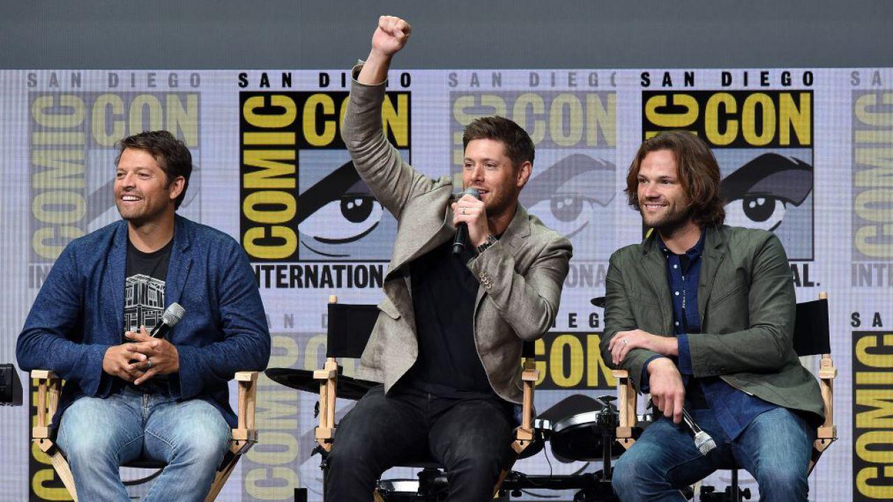 SDCC: i panel di addio di Supernatural e Arrow e tutti gli