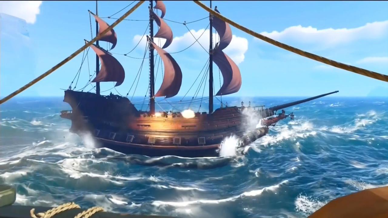 Sea of Thieves di Rare sarà free to play?