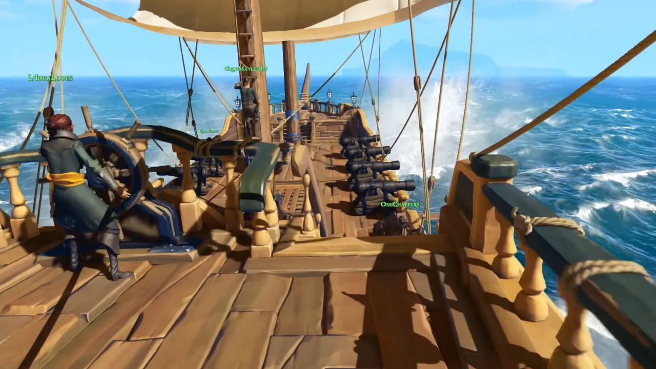 Sea of Thieves: vediamo altri 20 minuti di gameplay