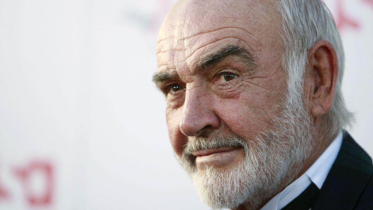 Sean Connery: confermate le cause di morte del famoso attore scozzese