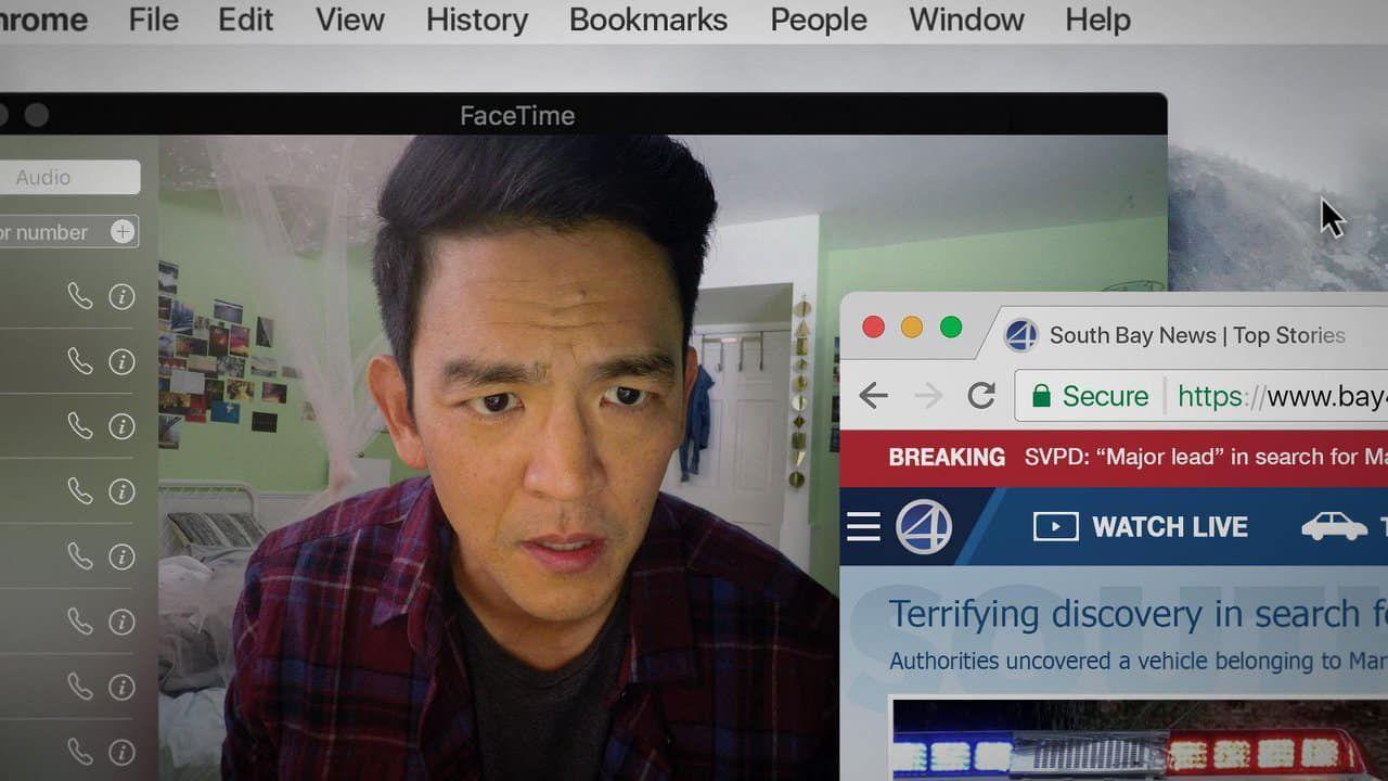 Searching: in arrivo un sequel del thriller con John Cho
