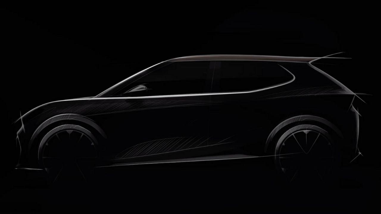 SEAT anticipa un nuovo modello elettrico: è una compatta da 19.000€