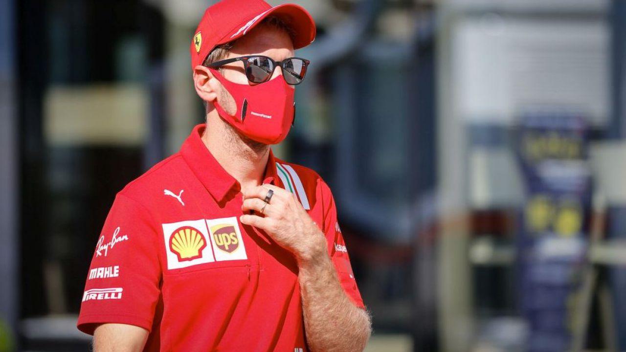 Sebastian Vettel lascia Ferrari per Aston Martin, è ufficiale