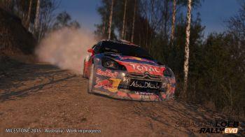 Sebastien Loeb Rally EVO giocato in diretta da Lucca Comica & Games 2015 - Replica Live