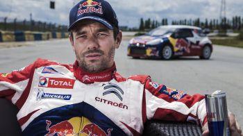 Sebastien Loeb Rally EVO: reportage evento di lancio e intervista al campione francese