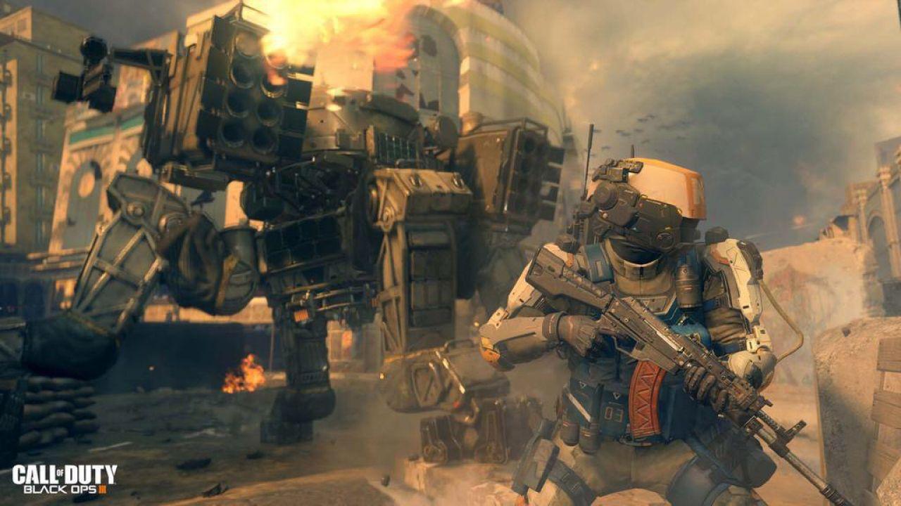 Secondo alcuni rumor Call of Duty Black Ops 3 uscirà su PC, PS4 e Xbox One a novembre - Pubblicati i primi screenshot