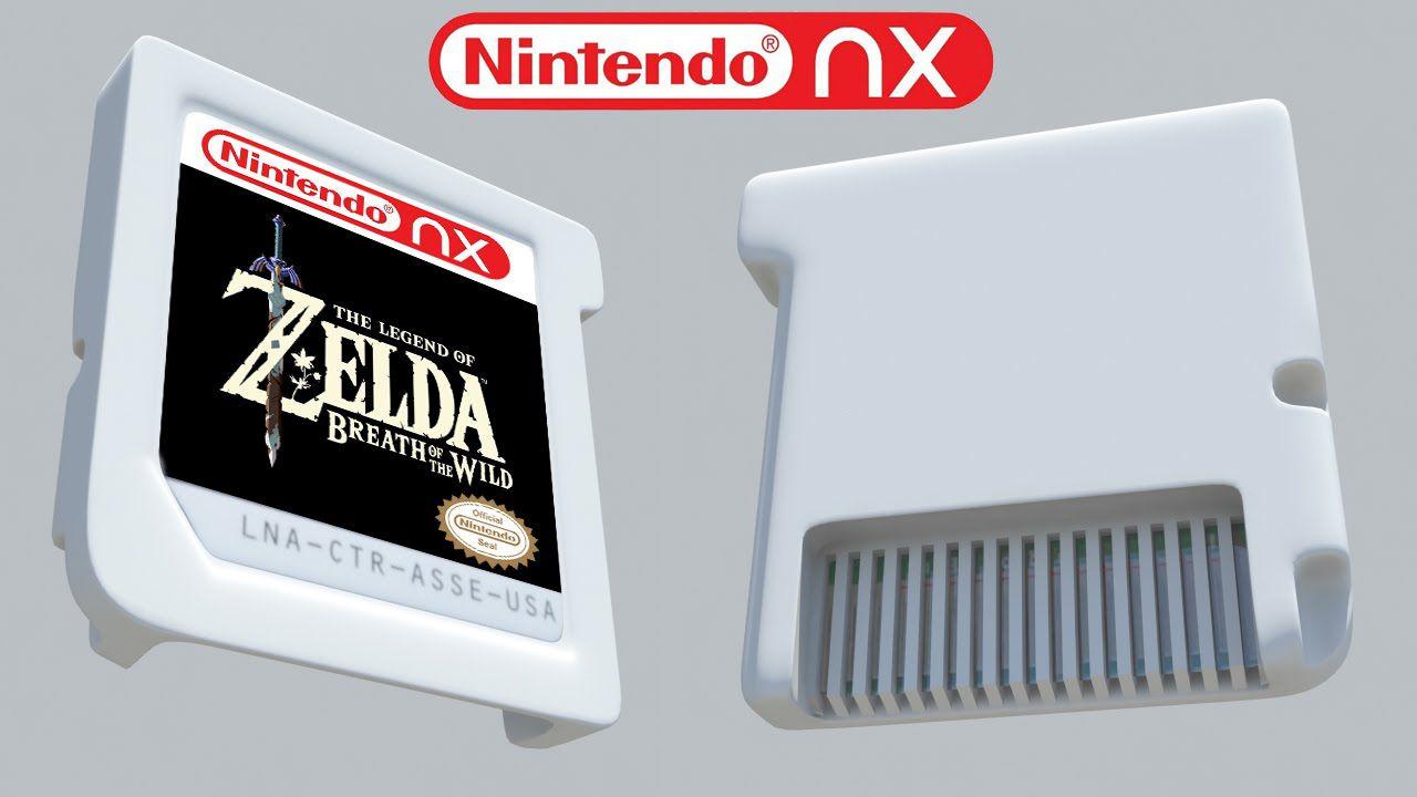 Secondo il Wall Street Journal, Nintendo NX utilizzerà le cartucce