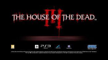 SEGA conferma l'uscita di The House Of The Dead 3 HD sul PS Store domani 15 Febbraio