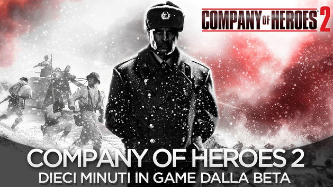 SEGA denuncia la defunta THQ per i preordini di Company of Heroes 2 su Steam