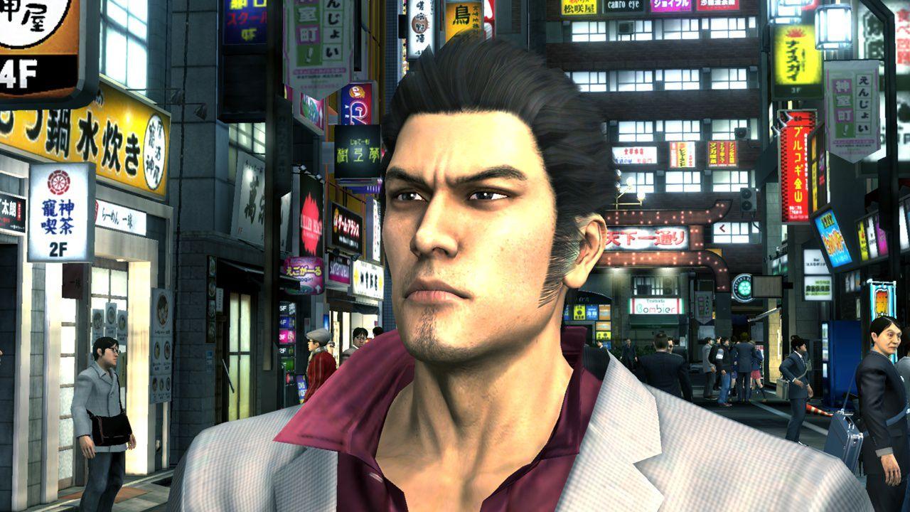 Sega prende in considerazione un remake PS4 per Yakuza 2, 3, 4 e 5