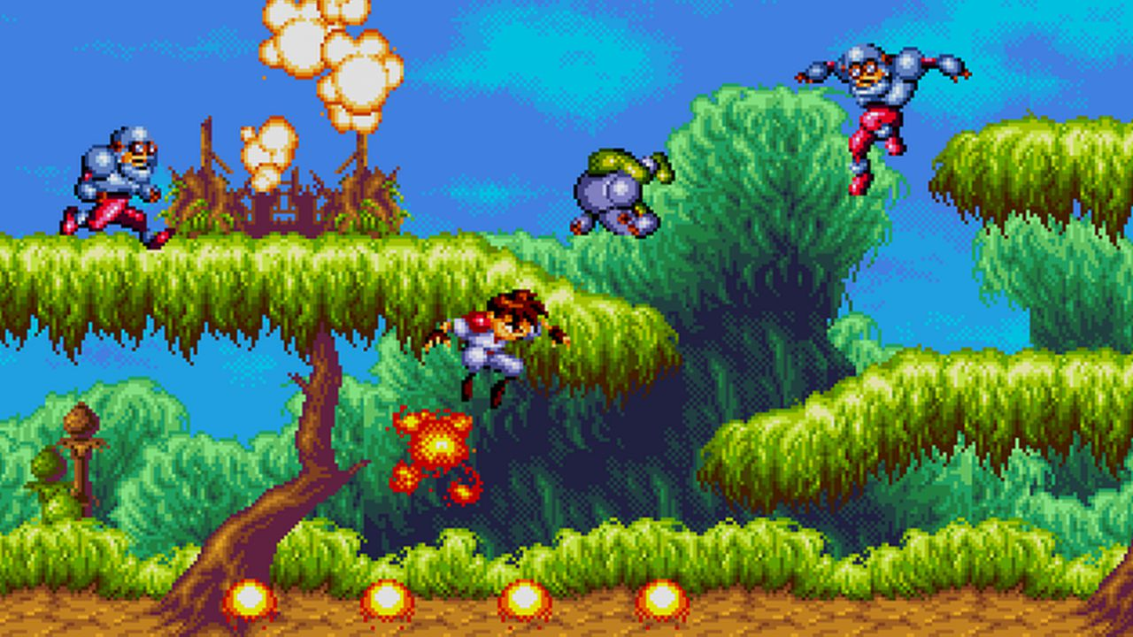 SEGA regala Gunstar Heroes, Renegade Ops e Viking Battle for Asgard per PC