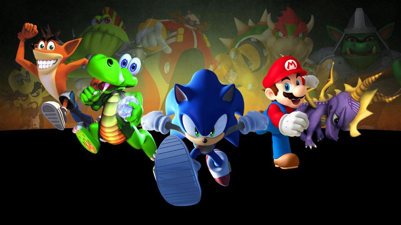 SEGA: 'Vorreste un gioco con Sonic e Crash Bandicoot insieme?'