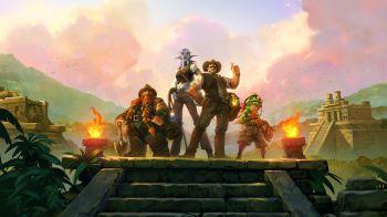 Sei nuove immagini per Hearthstone - La Lega degli Esploratori
