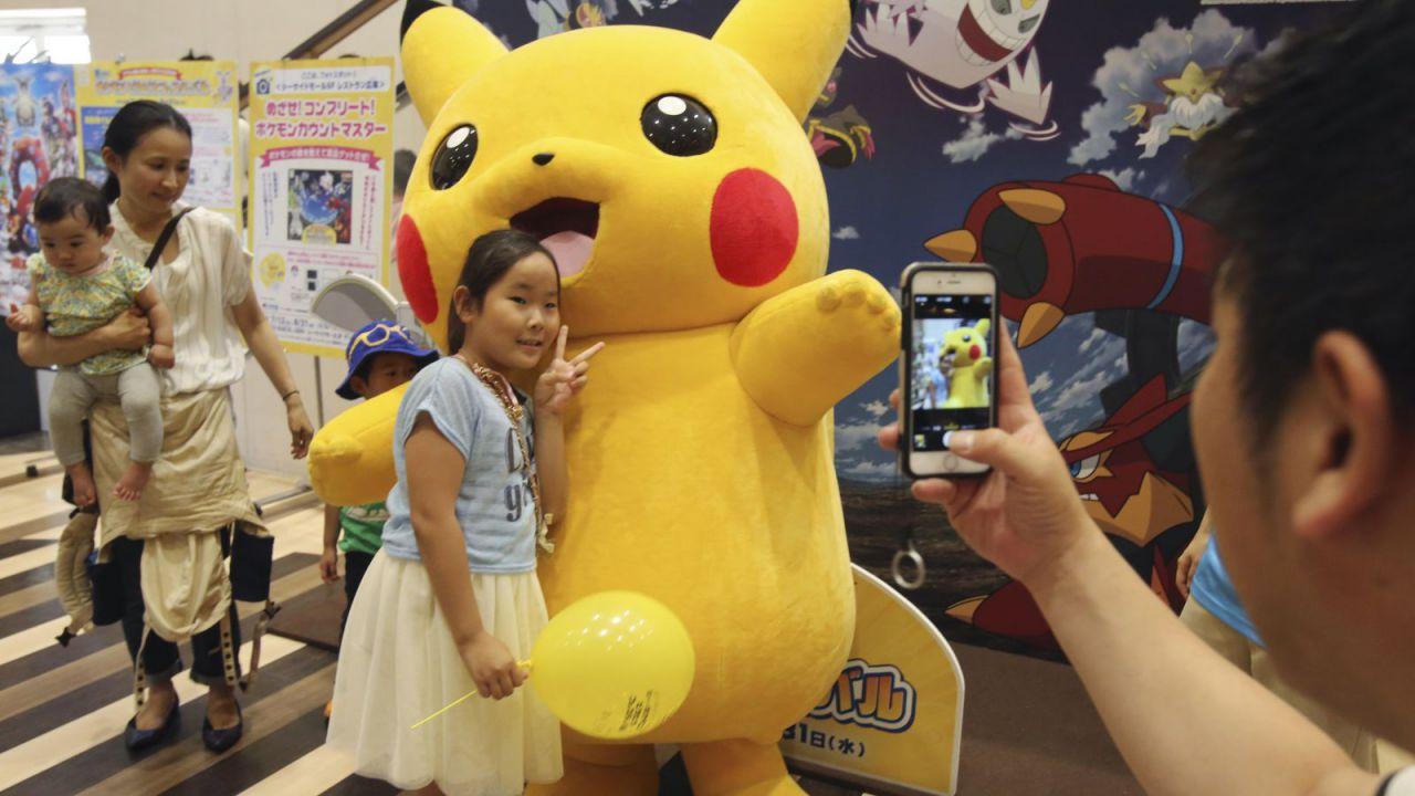 Sempre più neonati vengono chiamati con i nomi dei Pokemon