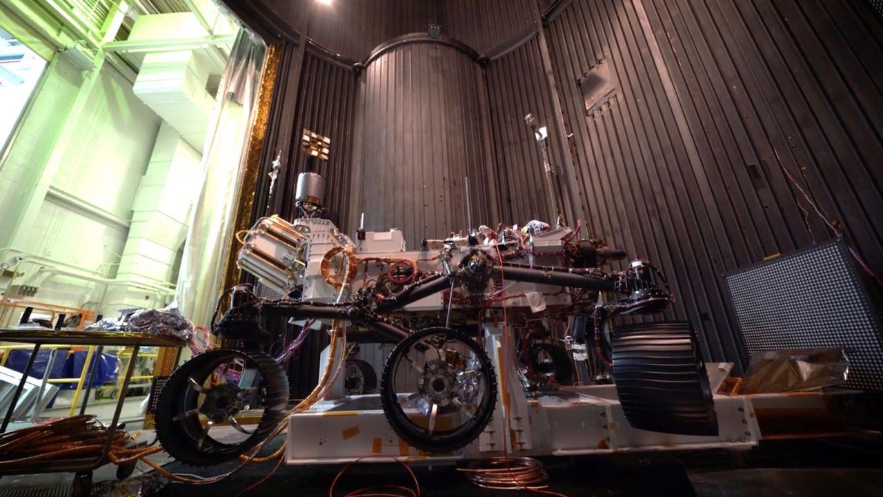 Sempre più progressi per il Mars 2020: superato un test di 'sopravvivenza'
