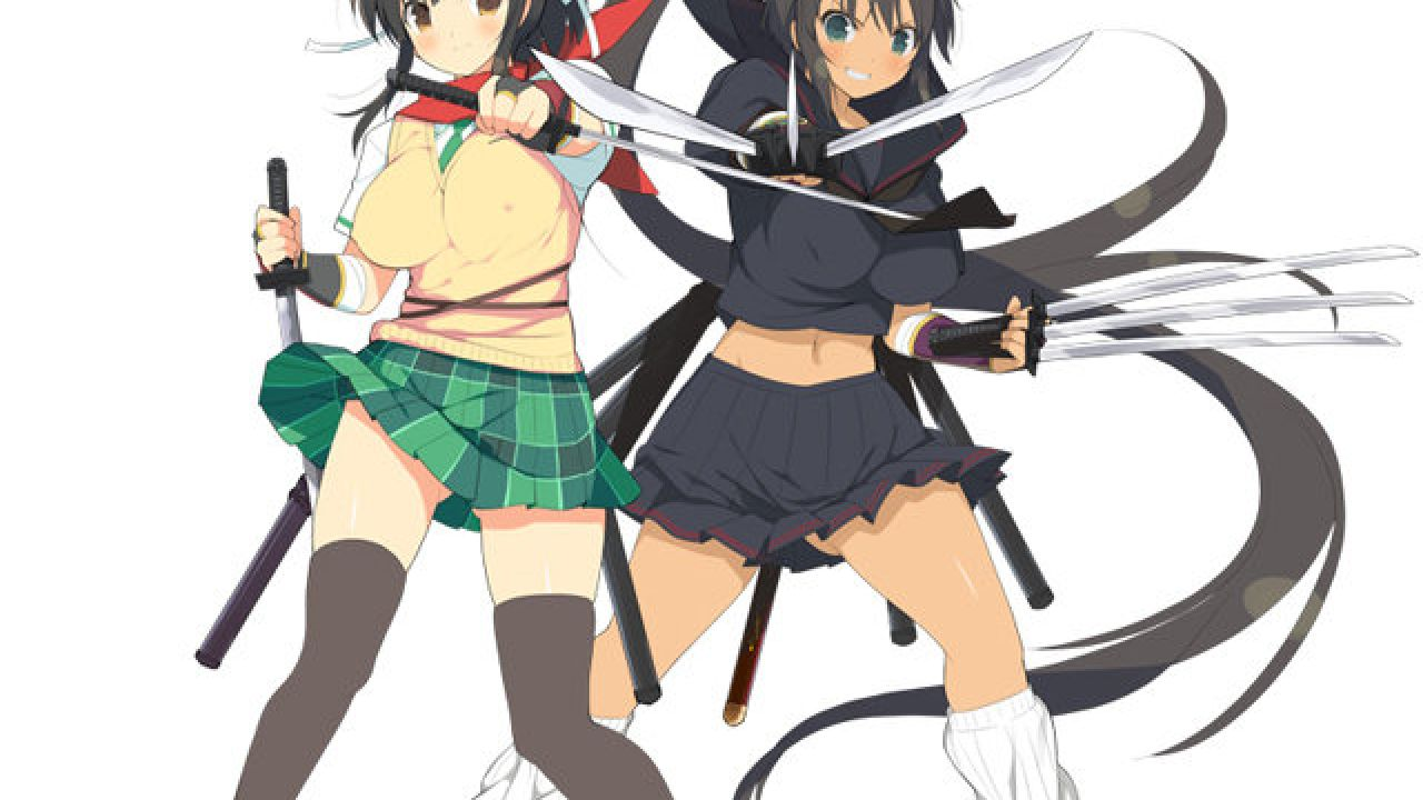 Senran Kagura 2: Deep Crimson, nuovo video gameplay
