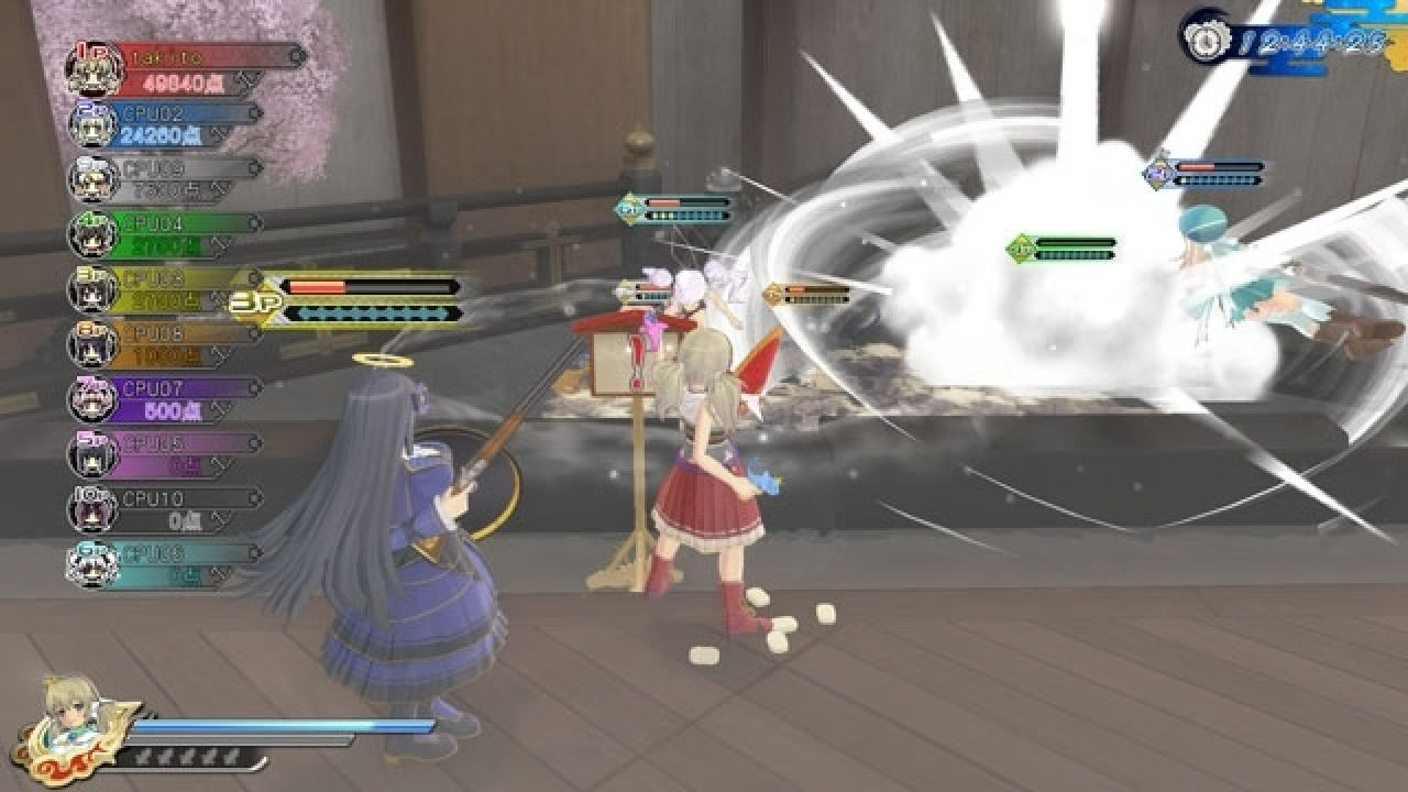 Senran Kagura Estival Versus si mostra in un video gameplay